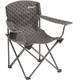 Outwell Woodland Hills Folding Chair Black